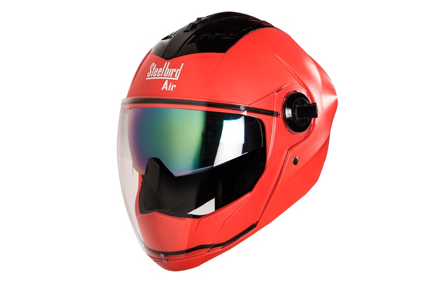 b0c99960 Steelbird SBA-2 Double Visor Helmets Launched in India at Rs 3409 - News18