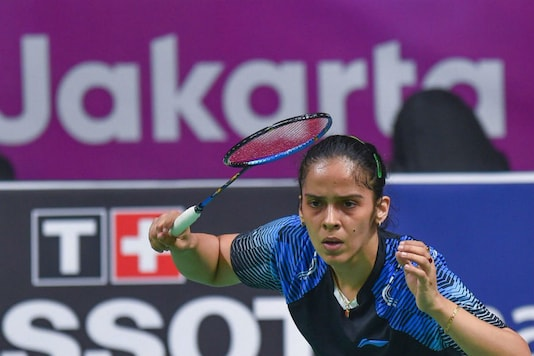 Saina Nehwal is the only Indian to have won a big title so far this season. (Photo Credit: Twitter)