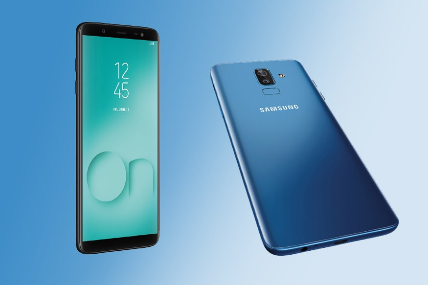 2d8ea90ba5e Samsung Galaxy On8 (2018) to go on Sale For The First Time at 12 pm Today   Here is How to Buy - News18