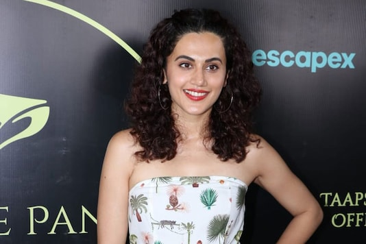 In Bollywood, I Didn't Want to Repeat the Mistakes I Made in South Cinema by Choosing Fancy Films, Says Taapsee Pannu