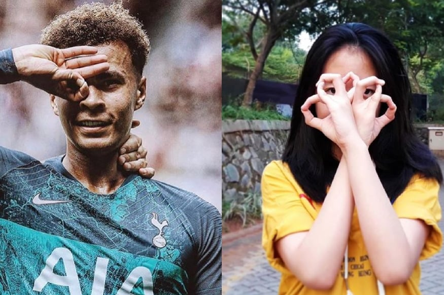 Image result for Internet's Latest Obsession #DeleAlliChallenge Has Caught the People in a Twist
