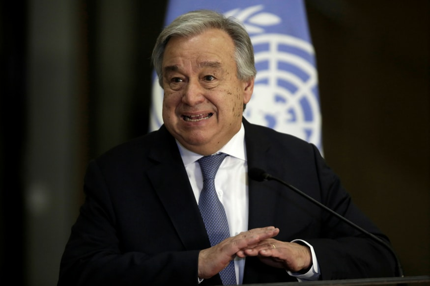 India Should Use its Influence with Myanmar for Reconciliation on Rohingya Issue: UN Secretary General