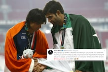 This One Photo From the Asian Games is Winning Hearts in Both India and Pakistan
