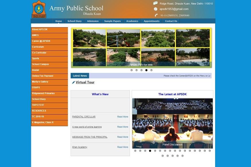 Army Public School Delhi Recruitment 2018: 30 Teaching Posts