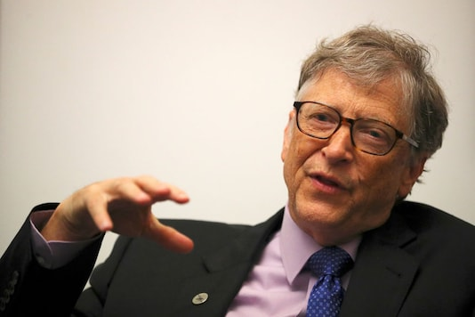 File photo of Bill Gates. (Image: Reuters)