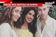 Peecee-Nick Nuptials in Hawaii