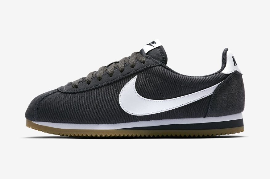 The Cortez as the first track shoe created by Nike in 1972, and was designed by co-founder Bill Bowerman.