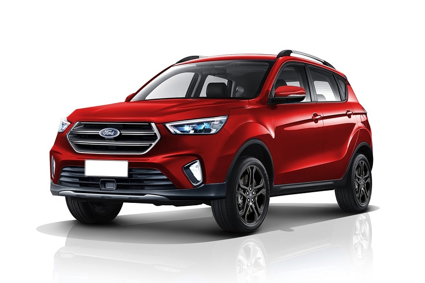 Is This How The Future Ford EcoSport Would Look Like?
