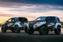 Isuzu D-Max and MU-X Based Concept X Off-Roaders - Detailed Image Gallery