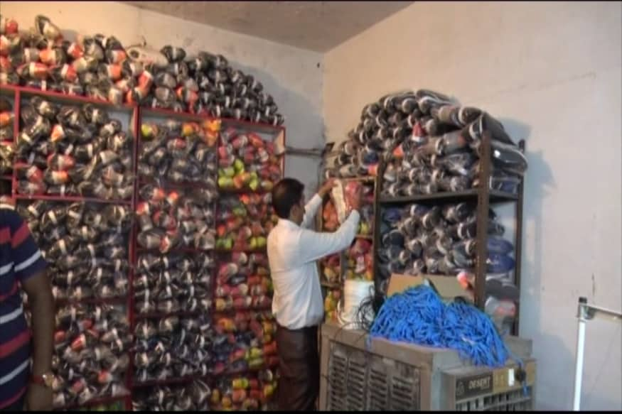 Watch: Fake Sports Goods Factory Busted in Jalandhar