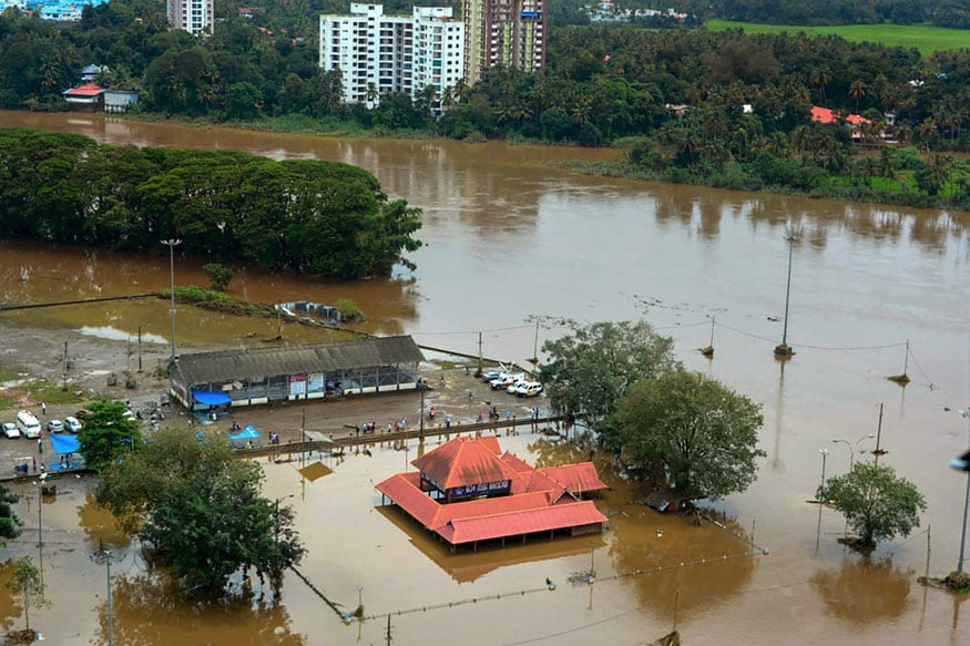 Weather: Floods in Kochi