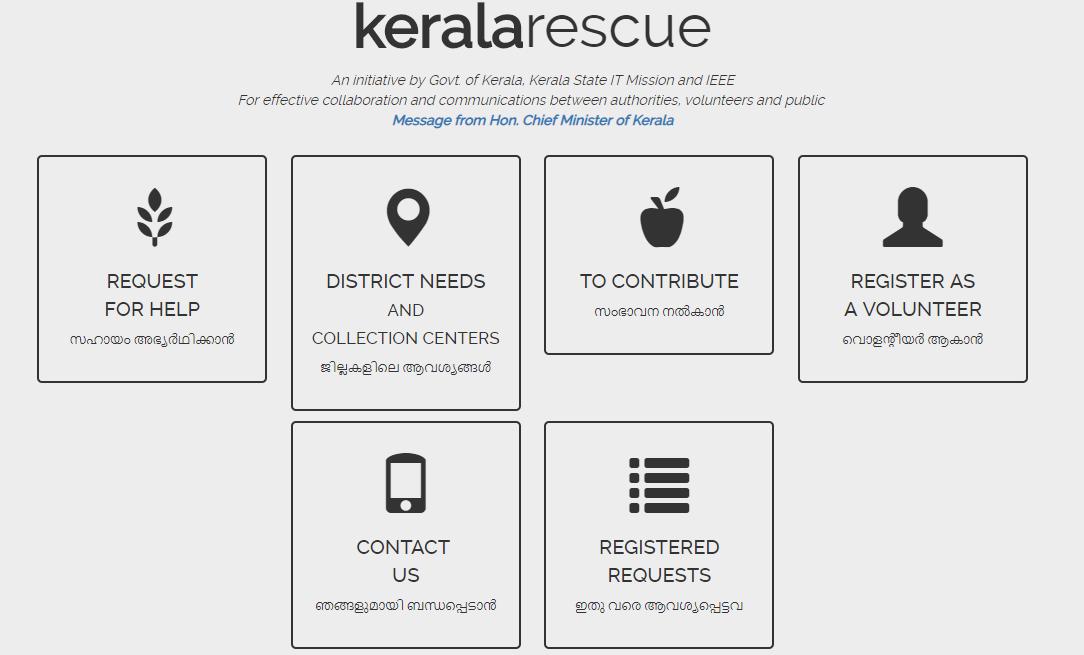kerala website