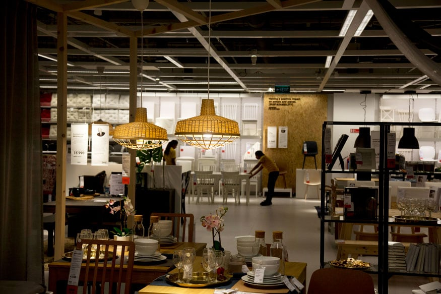 Ikea Store Photos A Look At Indias First Store In Hyderabad