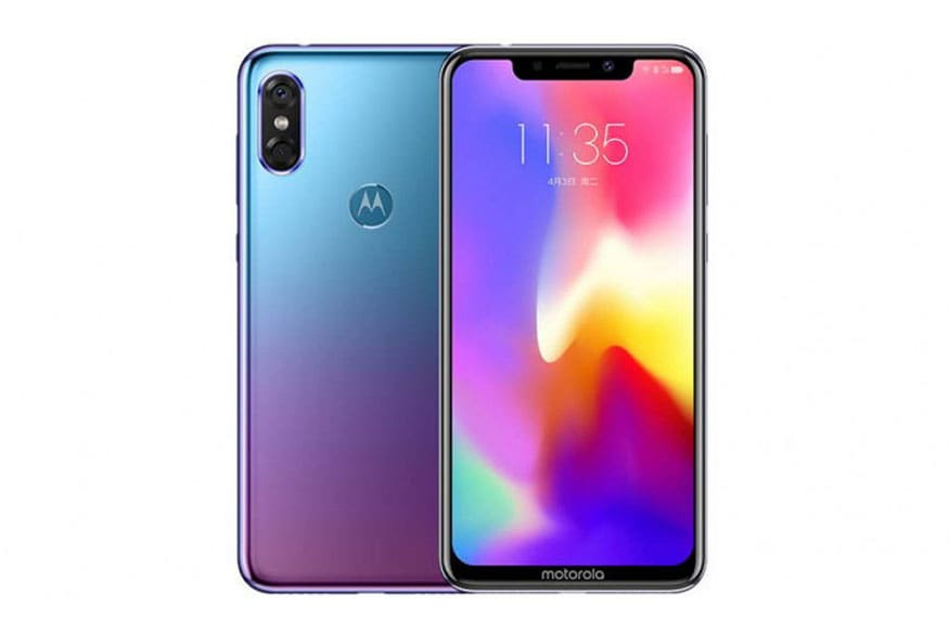 Moto P30 With iPhone X Like Notch Display, Face Unlock Launched: Price, Specifications And More
