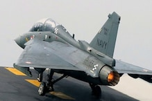Navy's Tejas Fighter Jet Lands India in Select Club After Successful Aircraft Carrier Test