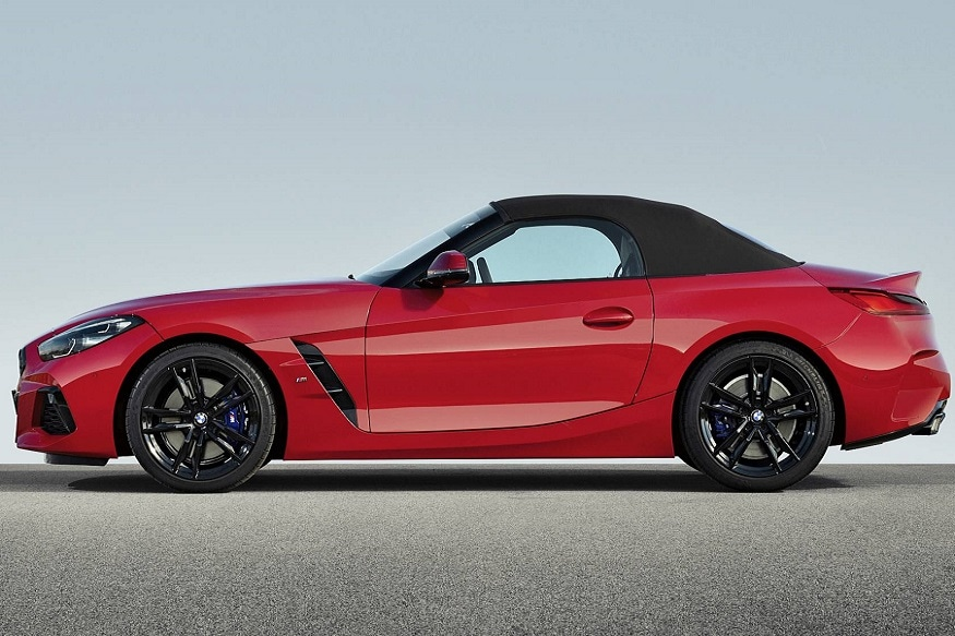 2019 BMW Z4 Roadster. (Image: BMW)