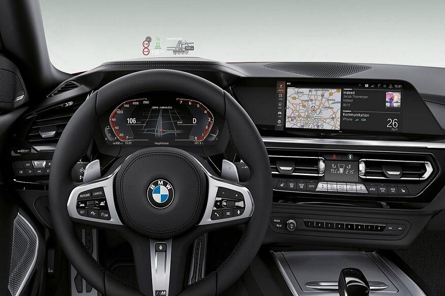 2019 BMW Z4 Roadster. (Image: BMW)