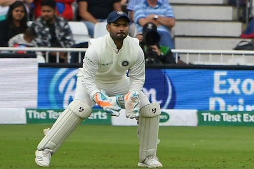 Rishabh Pant. (AFP)