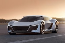 Audi PB18 e-tron Concept Revealed at Pebble Beach