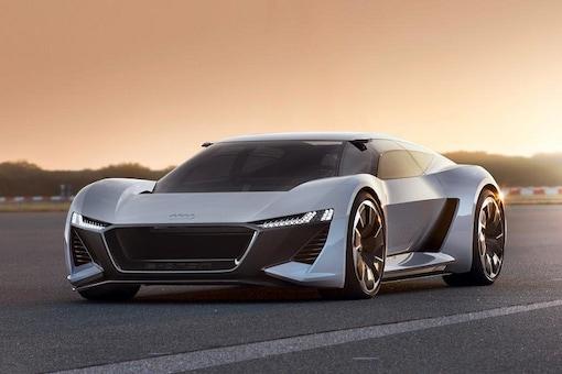 Audi PB18 e-tron Concept. (Image: AFP Relaxnews)