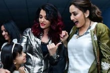 Fanney Khan Screening: When Aaradhya Met Mom Aishwarya's Devdas Co-star Madhuri Dixit; See Pics