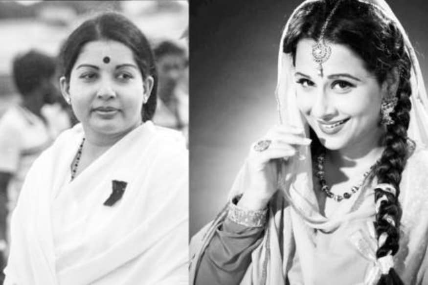 J Jayalalithaa Biopic in the Works, Vidya Balan May Portray the Ex-Tamil Nadu Chief Minister