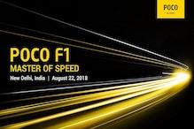 Xiaomi Poco F1 to be Flipkart Exclusive in India