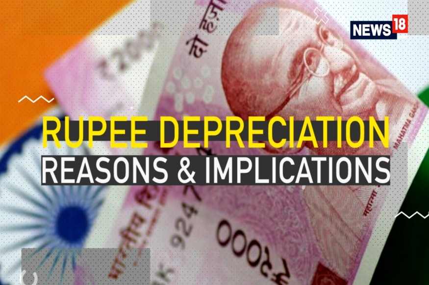 Watch: Rupee Touches Record Low of 70 Per Dollar After Turkish Lira Shock
