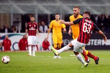 Last-gasp Patrick Cutrone Goal Gives AC Milan 2-1 Win Over Roma