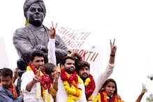 ABVP Bags Three Out of Four Top Posts in DUSU Elections, NSUI Alleges EVM Fraud