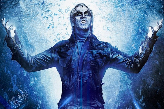 A file photo of 2.0 poster.