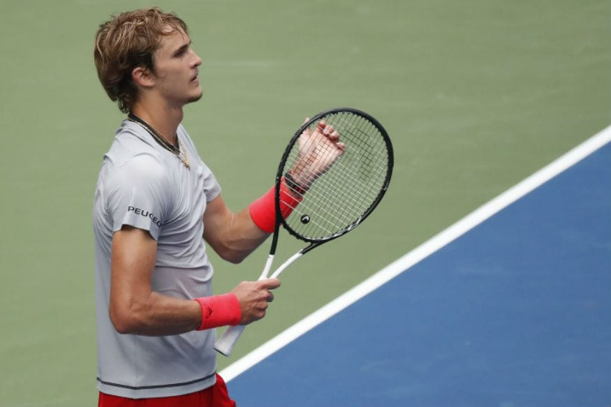 Zverev Sees off Cilic Threat in Error-strewn ATP Finals Match