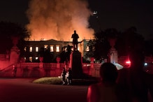 'Incalculable Loss' as Massive Fire Tears Through Brazil's 200-Year-Old National Museum