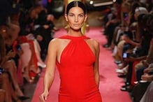 Five Months Pregnant Lily Aldridge Steals the Show at NYFW; Gigi and Bella Hadid Applaud