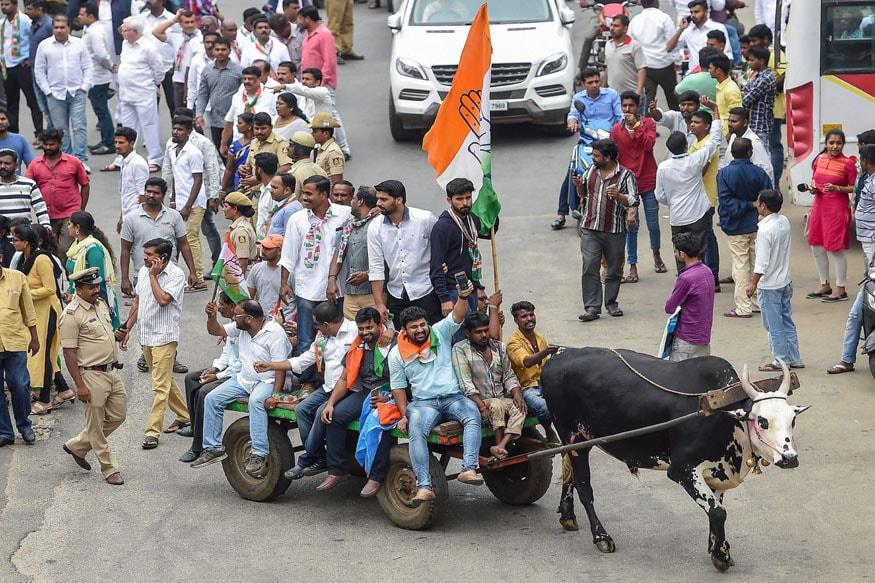 Bharat Bandh in Bengaluru