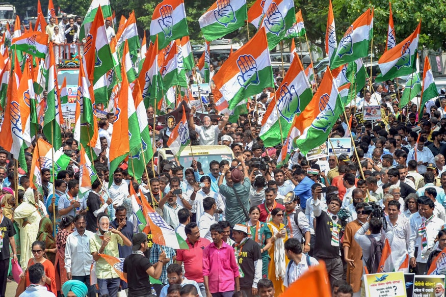 Congress Releases First List of 65 Candidates for Telangana Assembly Polls