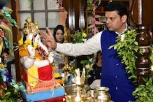 Lord Ganesh Does Not Need DJ and Dolby, Says Fadnavis