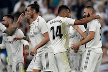 Karim Benzema Double Fires Real Madrid to Victory Over Leganes