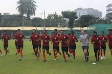 Favourites India Kicks Off SAFF Cup Campaign Against Sri Lanka