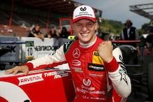 Schumacher Jr Eyes F3 Title, F1 'Super Licence'