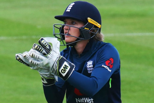 Sarah Taylor Withdraws From Ashes Due to Mental Health Issues