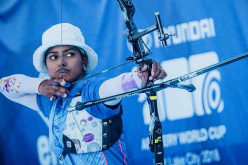 File photo of Deepika Kumari.