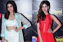 News18 iReel Awards 2018 Red Carpet Pictures