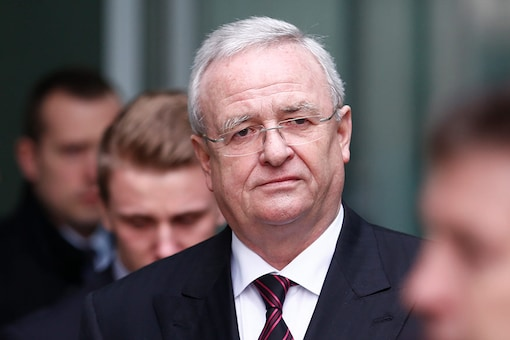 Former Volkswagen chief executive Martin Winterkorn leaves after testifying to a German parliamentary committee on the carmaker's emissions scandal in Berlin, Germany, January 19, 2017. (Photo: Reuters)