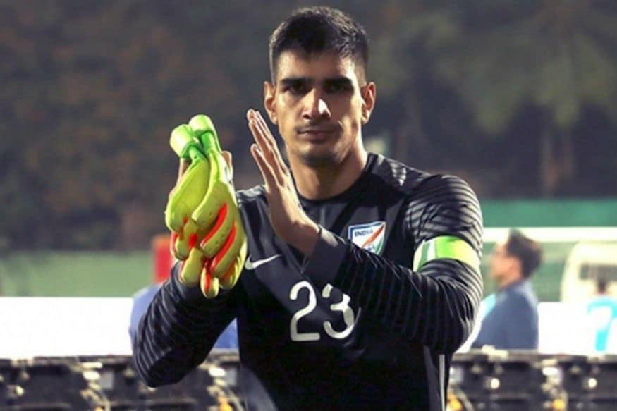 b95177017ec Friendlies with Quality Teams Ideal Preparation for AFC Asian Cup: Gurpreet  Singh Sandhu - News18