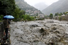 Day in Photos - September 24: Heavy Rains in Himachal Pradesh; Pitra Paksha; Congress Protest
