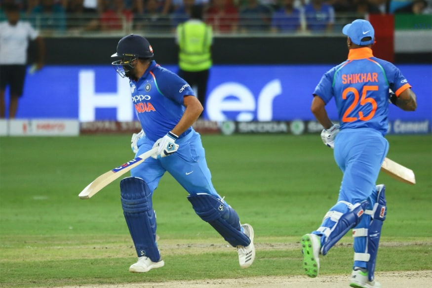 In Numbers: Rohit-Dhawan Record Opening Stand Helps India Register Big Win Against Pakistan