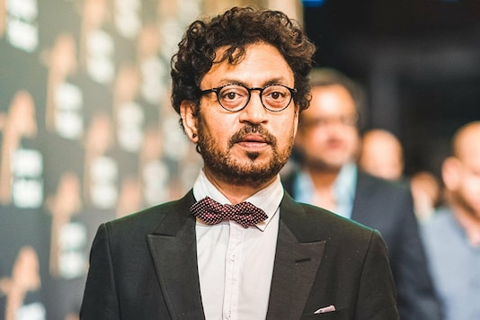File image of actor Irrfan Khan.