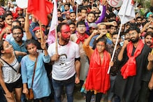 JNU Painted Red as Left Sweeps Top 4 Posts in Students' Union