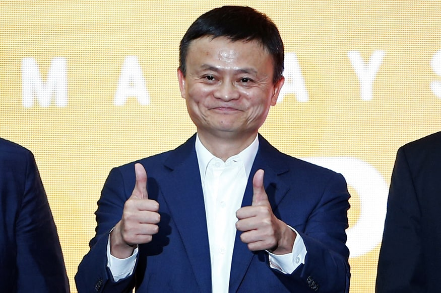 Alibaba's Jack Ma Says US-China Trade War Could Last 20 Years